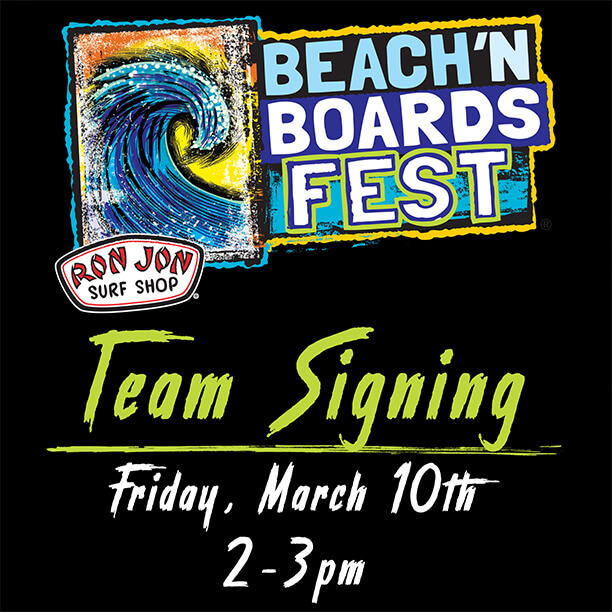 Beach N Boards Fest Brought To You By Ron Jon Surf Shop