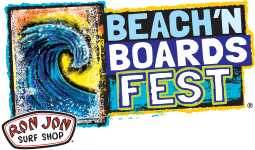 Beach 'N Boards Fest Logo