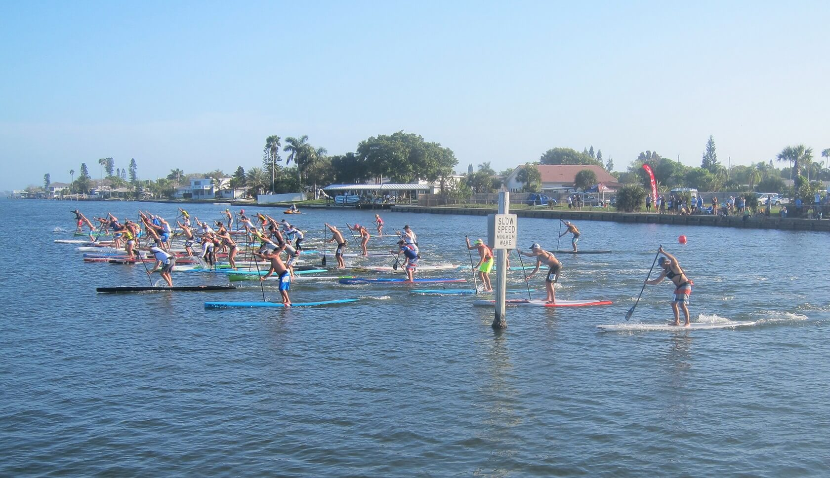 ONeill sponsored Stand Up Paddleboarding
